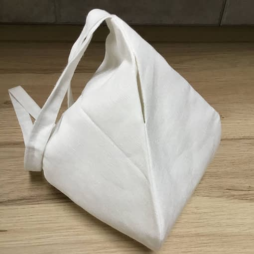 japa bag cinza japa mala branco 1:1