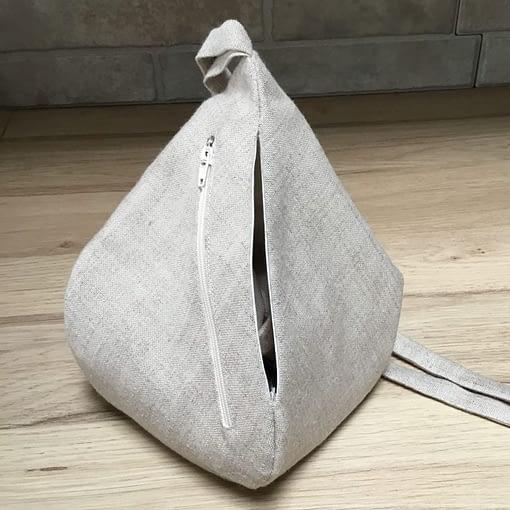 japa bag cinza japa mala 1:1